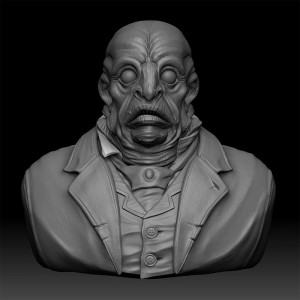 Innsmouth Look WIP 02