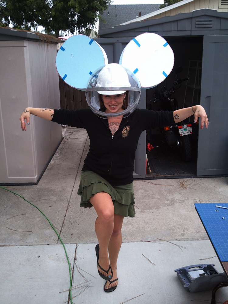 deadmau5 head inside - photo #21